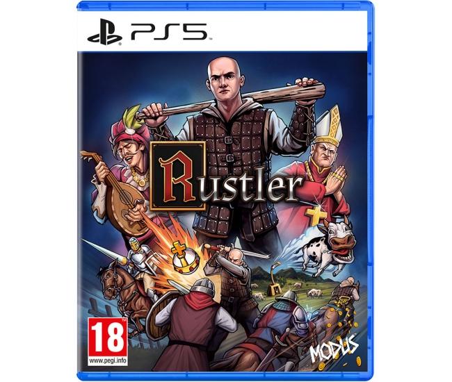 Rustler - PS5
