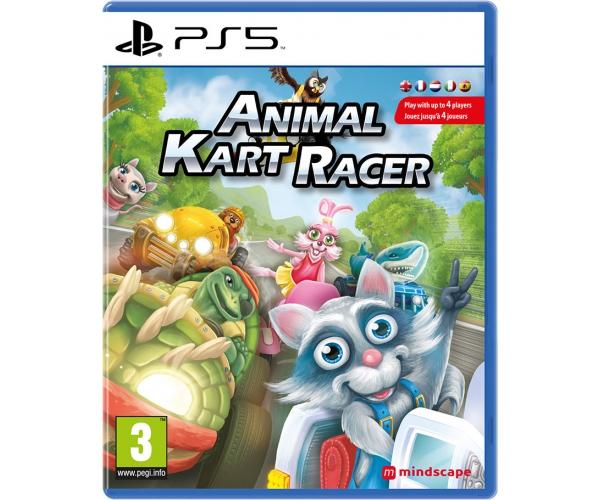 Animal Kart Racer - PS5