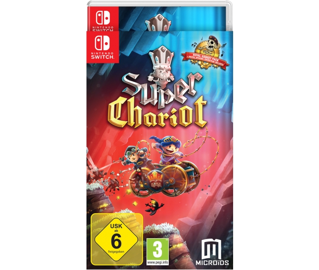 Super Chariot Switch