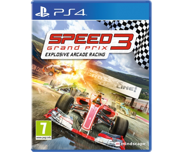 Speed 3: Grand Prix - PS4