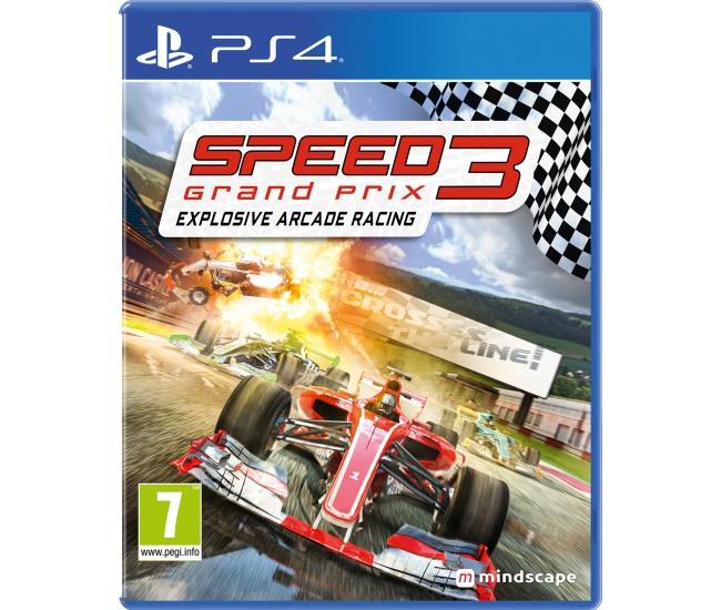 Speed 3: Grand Prix - PS4