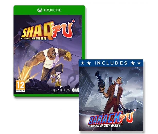 Shaq Fu: A Legend Reborn Xbox One