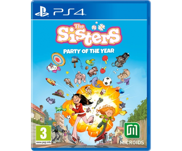 The Sisters: Party of the Year - PS4