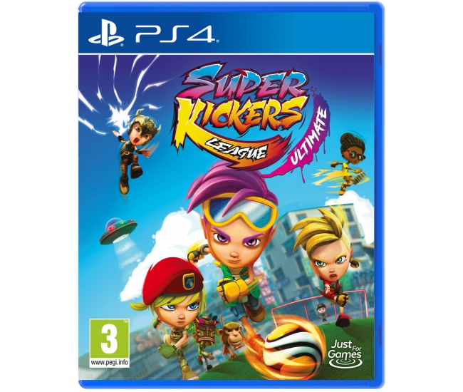 Super Kickers League: Ultimate Edition - PS4