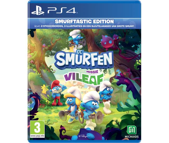 De Smurfen: Mission Vileaf Smurftastische Editie - PS4