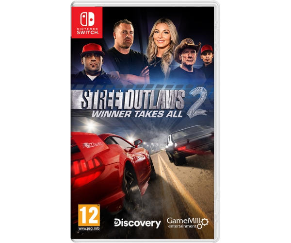 Street Outlaws 2: Winner Takes All - Switch
