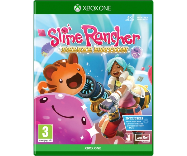 Slime Rancher: Deluxe Edition - Xbox One