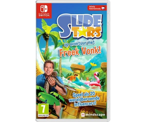 Slide Stars: Op Avontuur met Freek Vonk - Switch