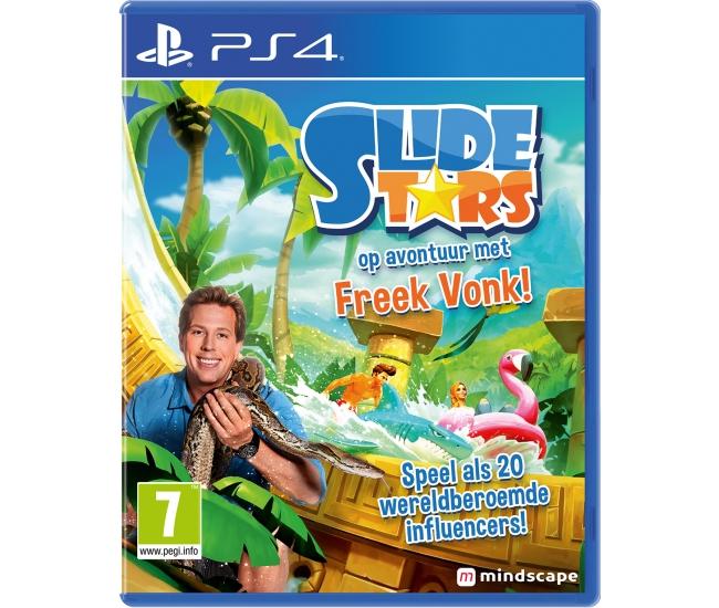 Slide Stars: Op Avontuur met Freek Vonk - PS4
