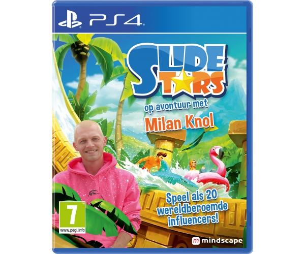 Slide Stars: Op Avontuur met Milan Knol - PS4