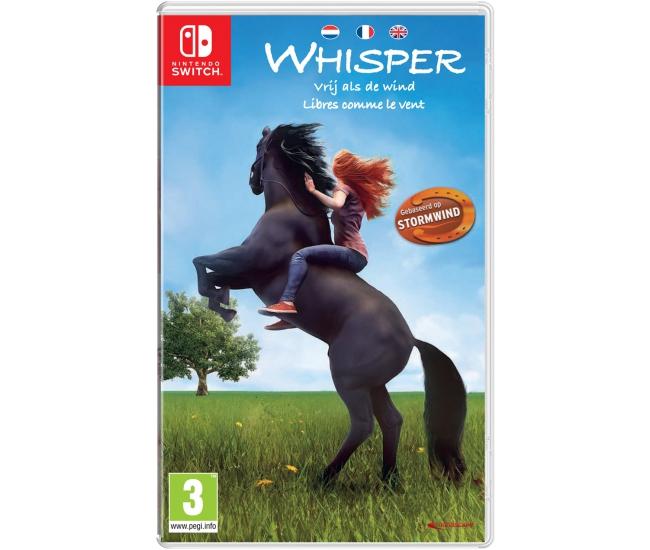 Whisper Switch