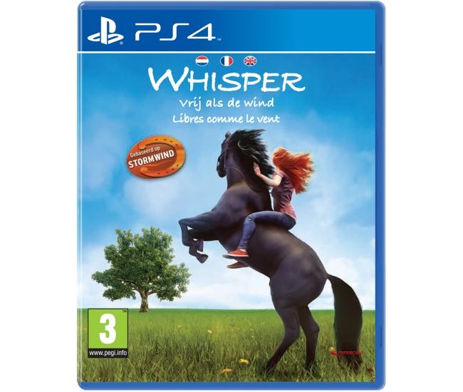 Whisper PS4