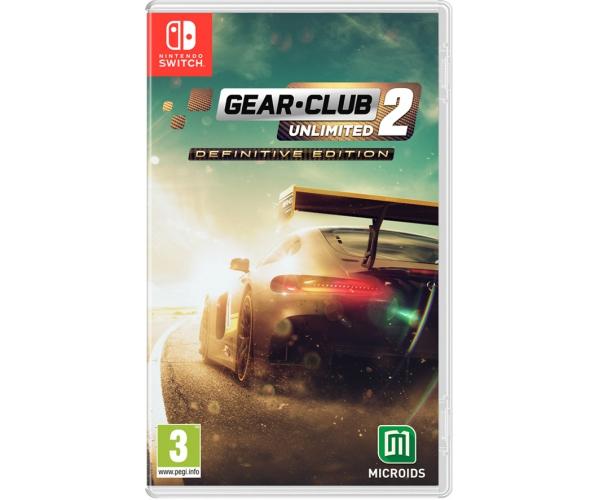 Gear.Club Unlimited 2: Definitive Edition - Switch