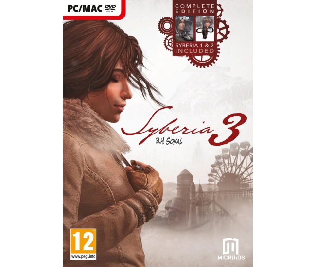 Syberia 3: Complete Edition PC MAC