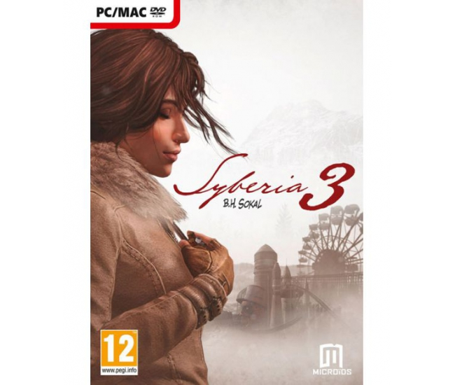 Syberia 3 PC/MAC