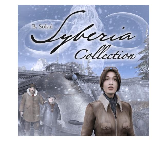 Syberia Collection (1&2) PC/MAC