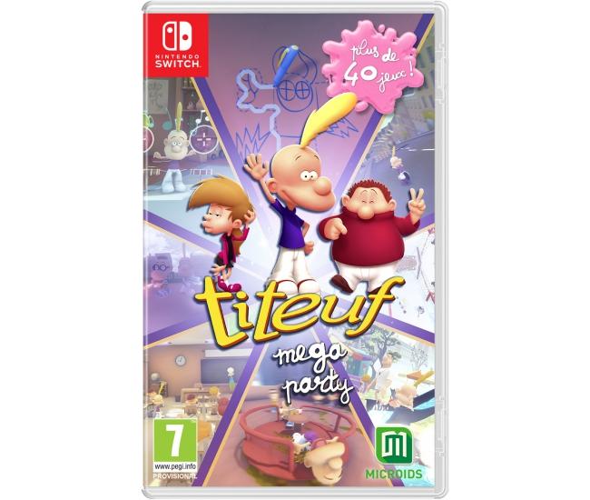 Titeuf Mega Party - Switch