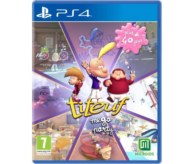 Titeuf Mega Party - PS4