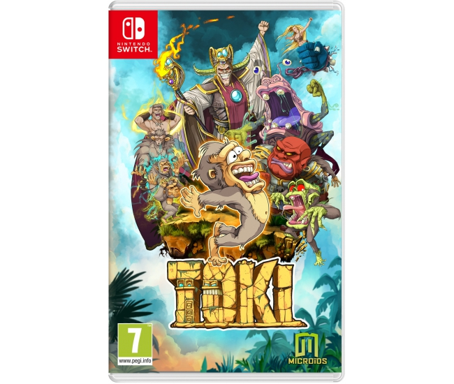 Toki - Switch