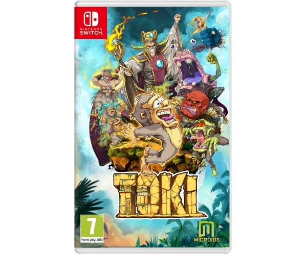 Toki - Switch