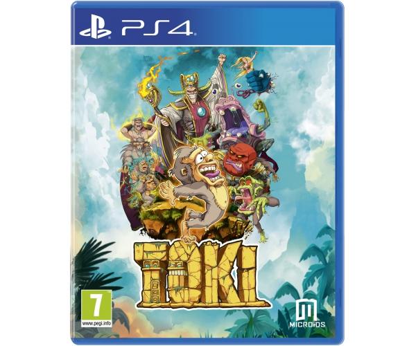 Toki - PS4