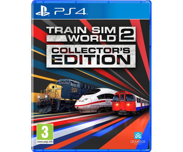 Train Sim World 2: Collector's Edition - PS4