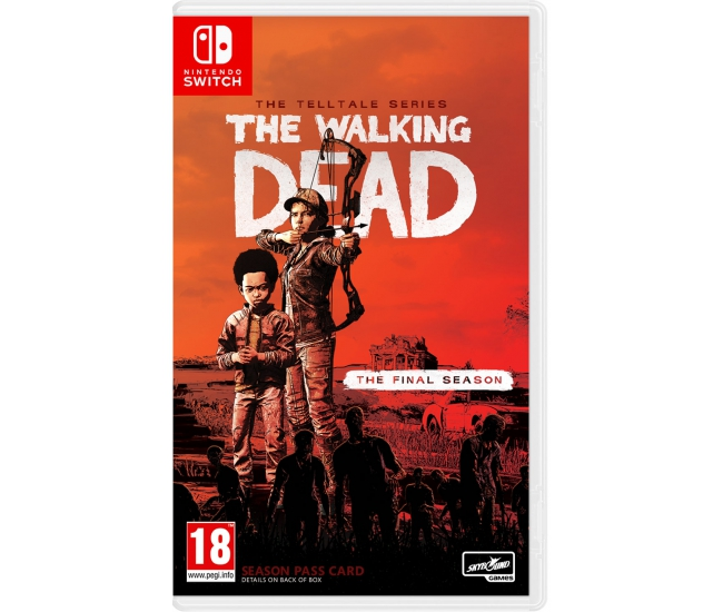 Telltale's The Walking Dead: The Final Season - Switch