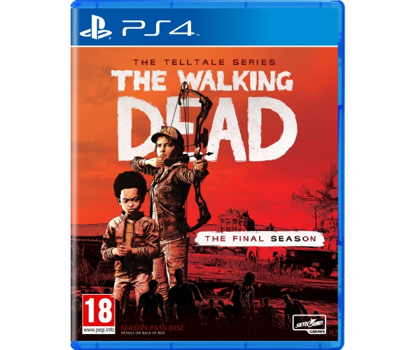 Telltale's The Walking Dead: The Final Season - PS4