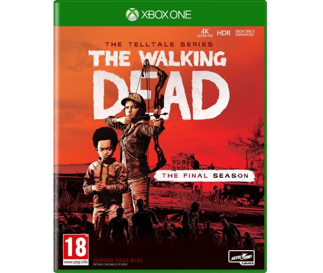Telltale's The Walking Dead: The Final Season - Xbox One
