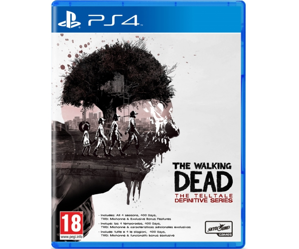 Telltales The Walking Dead: The Definitive Series - PS4