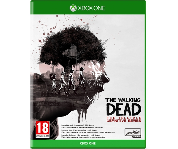 Telltales The Walking Dead: The Definitive Series - Xbox One