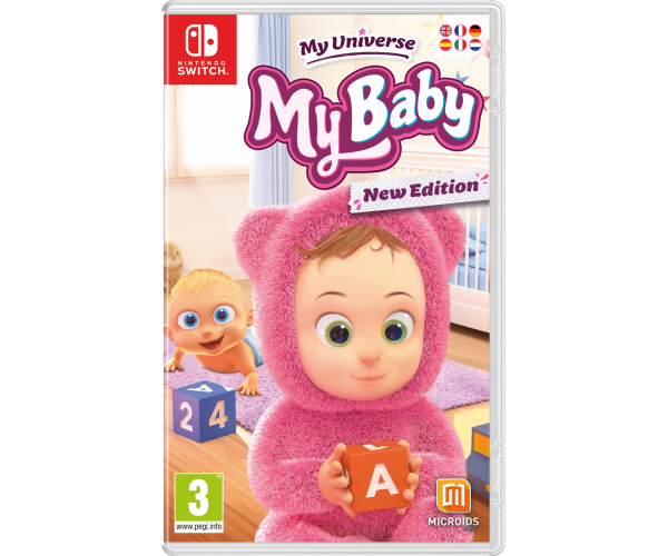 My Universe: My Baby New Edition - Switch