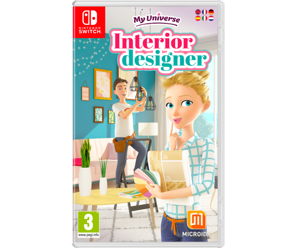 My Universe: Interior Designer - Switch