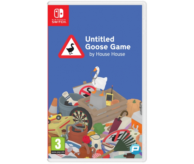 Untitled Goose Game - Switch