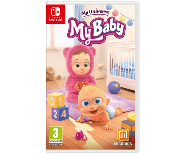My Universe: My Baby - Switch