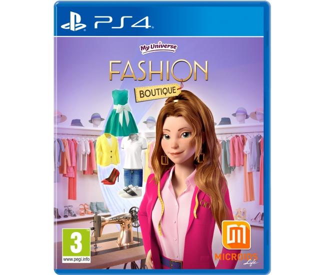 My Universe: Fashion Boutique - PS4