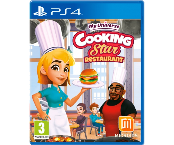 My Universe: Cooking Star Restaurant - PS4