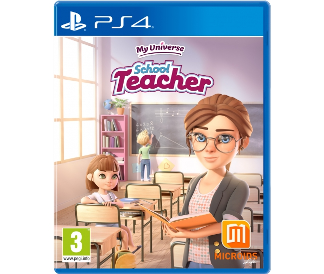 My Universe: School Teacher - PS4