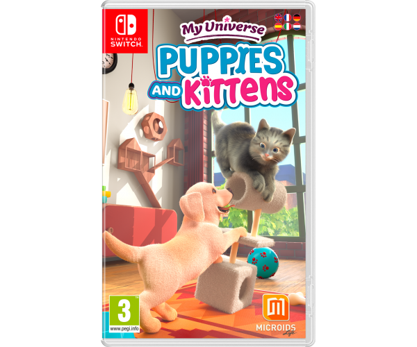 My Universe: Puppies & Kittens - Switch