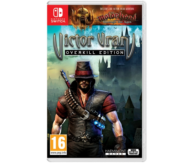 Victor Vran: Overkill Edition Switch