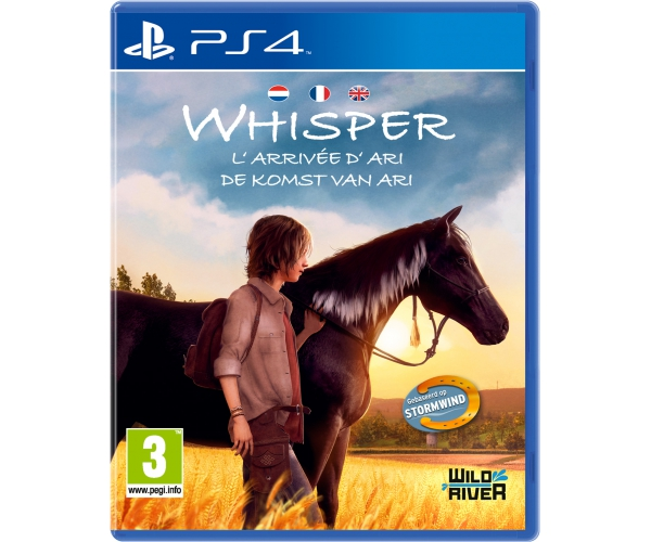 Whisper: De komst van Ari - PS4