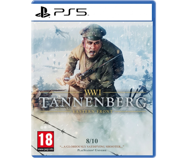 WWI Tannenberg: Eastern Front - PS5