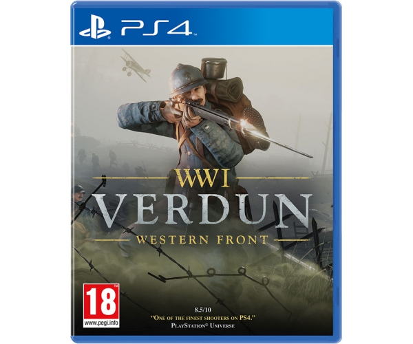 WWI Verdun: Western Front - PS4