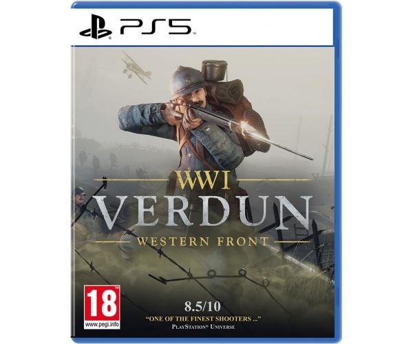WWI Verdun: Western Front - PS5