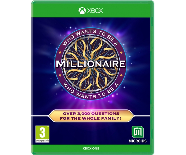 Who Wants to Be a Millionaire - Xbox One