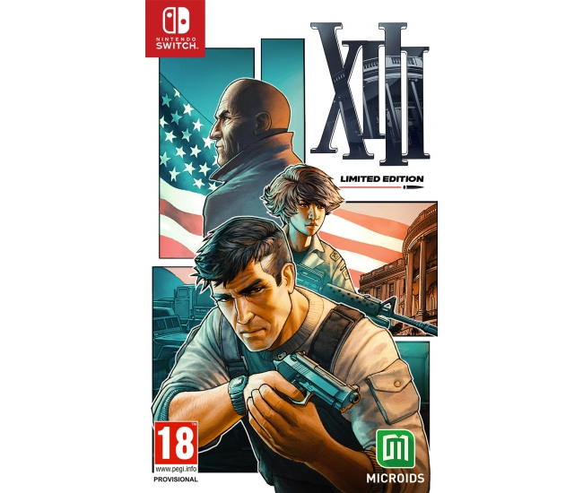 XIII Limited Edition - Switch