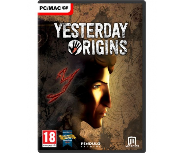 Yesterday Origins PC/MAC